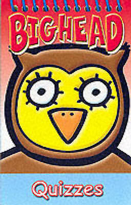 Canals, Sonia : Owl (Unknown-Desc) (Bighead Quizzes) FREE Shipping, Save £s