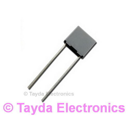 FREE SHIPPING 5 x 47nF 0.047uF 100V 5/% Polyester Film Box Type Capacitor