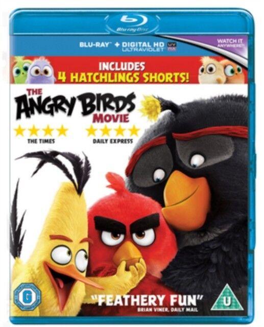 The Angry Birds Film Blu-Ray Blu-Ray (SBR6069UV)