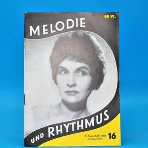 GDR-Melody-and-Rhythm-16-1958-Peter-Wieland-Jenny-Petra-Ostsee-Greifensteine