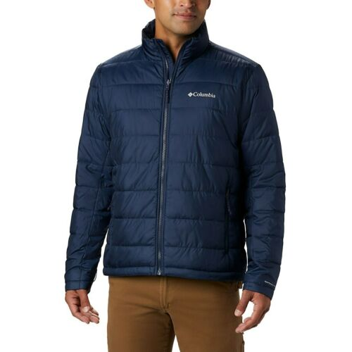New Mens Columbia Lhotse III 3in1 Interchange Omni-Heat//Tech Winter Jacket Coat