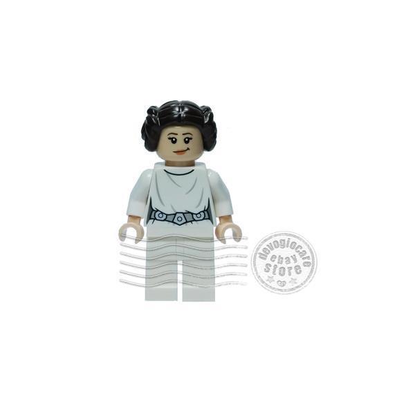 LEGO STAR WARS MINIFIGURE sw779 Princess Leia (Weiß Dress, Detailed Belt)   NEW