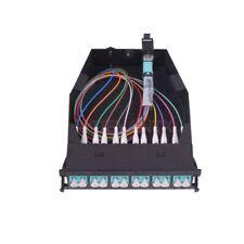 MTP12 OM3 Fiber Patch Cable 5VDDC NEW Dell // Molex 10M MTP12 MPO