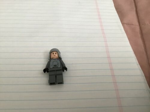 NEW LEGO Star Wars General Veers Minifigure 8129