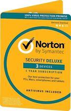 Norton 360 3.0 1-user 3pc 20005480