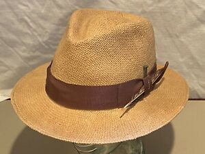 Bailey of Hollywood Mens Outen Fedora Trilby Hat Fedora