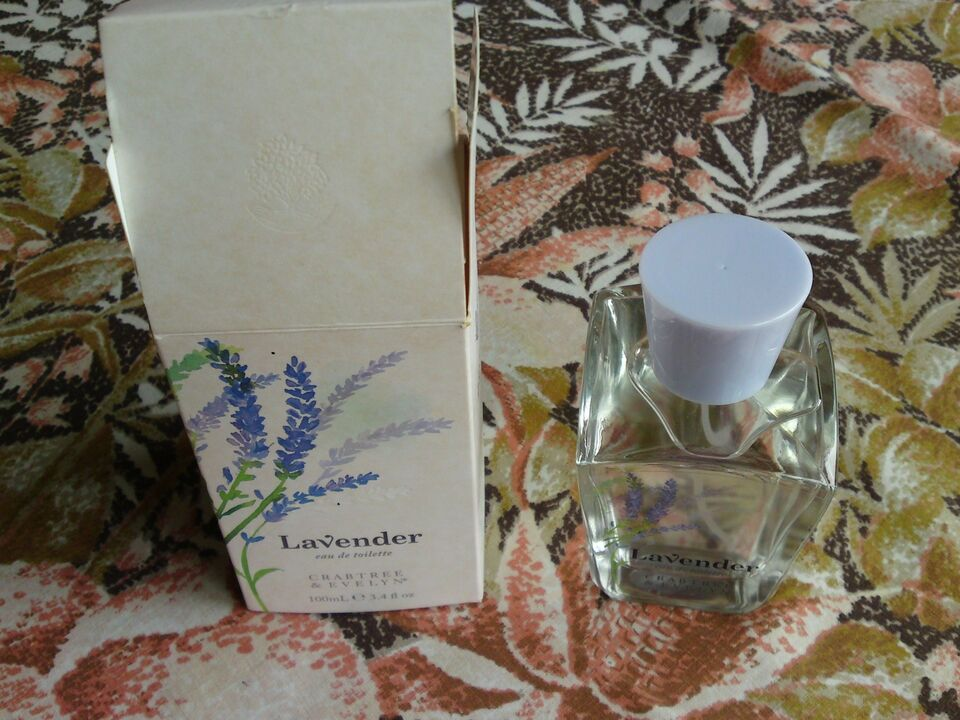 Eau de Toilette, parfume , crabtree & evelyn
