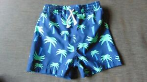 M/&S Kids Boys UV Protective Swimming Suit 2 Piece Shorts Top Whale New !