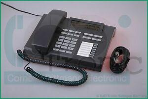 Unify-OpenStage-30T-TDM-IceBlue-WIE-NEU-fuer-Siemens-Hipath-ISDN-Telefonanlage