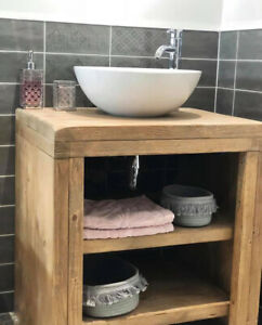 The Mossy Pine wash stand rustic bathroom Belfast Butler ...