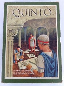 Quinto By Bookshelf Games