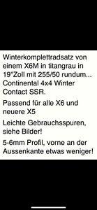 BMW-x5-x6-M-alluminio-con-pneumatici-invernali