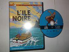 Les Aventures de Tintin: LIle Noire/Le Sceptre d'Ottokar (DVD, 2006)