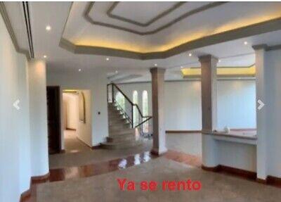 Casas Renta San Pedro Garza García Del Valle Oriente 01-CR-11200