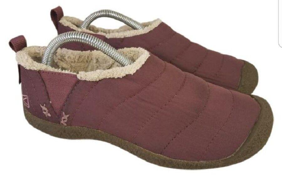 Zapatos Keen Mujer Nylon Morado Morado Morado Mocasines Talla 8 EUR 38.5 US Cush  100% precio garantizado