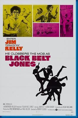 Black Belt Jones Movie Poster