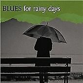 Various-Artists-Blues-for-Rainy-Days-2011-CD-NEW-SEALED-SPEEDYPOST