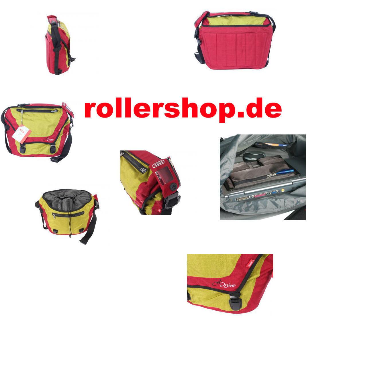 Sacoche de Vélo ABUS Dryve 32 ST litres, type st8600l, ST 32 8600 L 0ee659