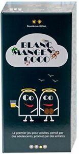 Blackrock Games Blanc Manger Coco Jeu de Cartes