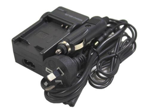 Battery Charger For NP-400 Konica Minolta DiMAGE A1 A2 a-7 DIGITAL Dynax 5D 7D