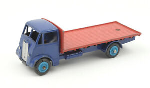 Vintage-Dinky-Supertoys-512-Guy-Flat-Truck-1952-54