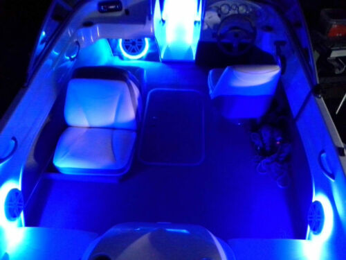 JL Audio Marine RGB LED Speaker Rings 7.7 M770 MX770 plus RGB MUSIC Controller