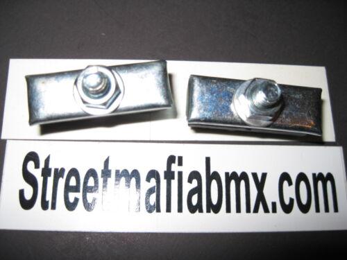 SHOES bmx road crusier fixie FREESTYLE mtb bike NEW black $3pr bike BRAKE PADS