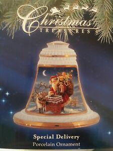 Christmas-Treasures-Precious-Moments-Santa-w-Reindeer-Xmas-Ornament-62-Macy-039-s