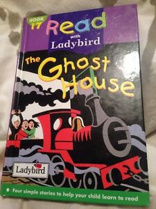 Ladybird-Book-read-With-Ladybird-Book-17-The-Ghost-House