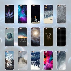 Soft-Silicone-Case-Rubber-Phone-Back-Cover-Shell-for-iPhone-5-SE-5C-6-6s-7-Plus