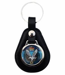 Ejercito-Aire-Corps-Militar-Llavero-de-Cuero