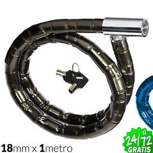 CADENA-CANDADO-PITON-PARA-MOTOS-BICICLETAS-DE-18mm-x-1-METRO-ANTIRROBO-BICI-MOTO