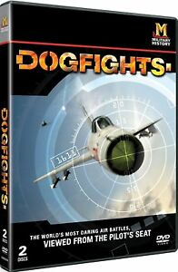 Dogfights-2-Disc-Special-Edition-war-Fighter-Pilots-TV-Series-2-DVD-set