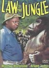 Law of The Jungle 0089218427694 With Mantan Moreland DVD Region 1