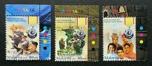 SJ-Grand-Knight-Of-Valour-Malaysia-2010-National-Soldier-stamp-plate-MNH