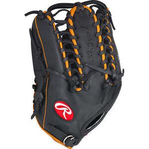 Rawlings Gcm325gt Gamer Baseball Glove Catchers Mitt For A Right
