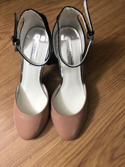 Ladies Black Shoes (dorothy Perkins
