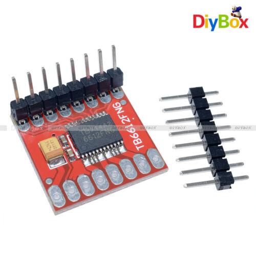 WeMos D1 TB6612FNG Mini I2C Dual DC Motor Driver Module Controls Arduino L298N