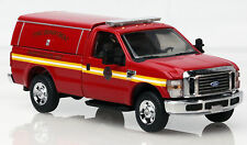HO RPS River Point Station Ford F-350 Super Duty Pickup Fire Investigation 1/87