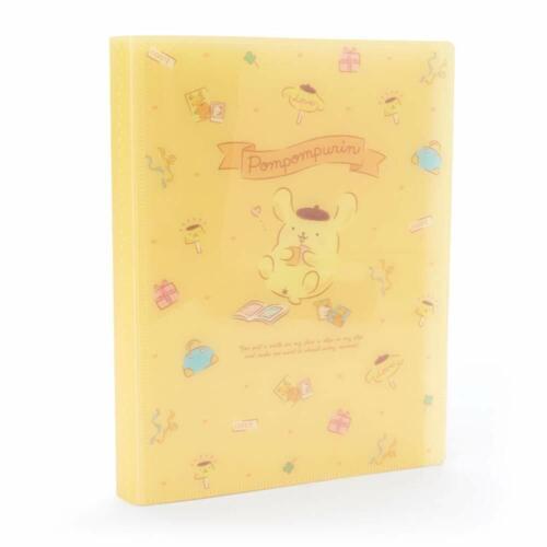 Enjoy Idol Sanrio Pom Pom Pompom Purin 2L Pocket Album Japan