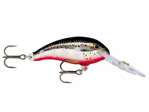 Rapala Shad Dancer 7cm 15g Sinking Bait Wobbler Pike Chub Trout NEW 2020