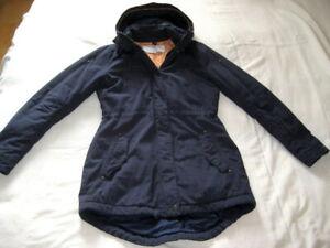 O'Neill Damen LW Calexio Parka Winter Jacke dunkel blau Gr. 40 L neuwertig