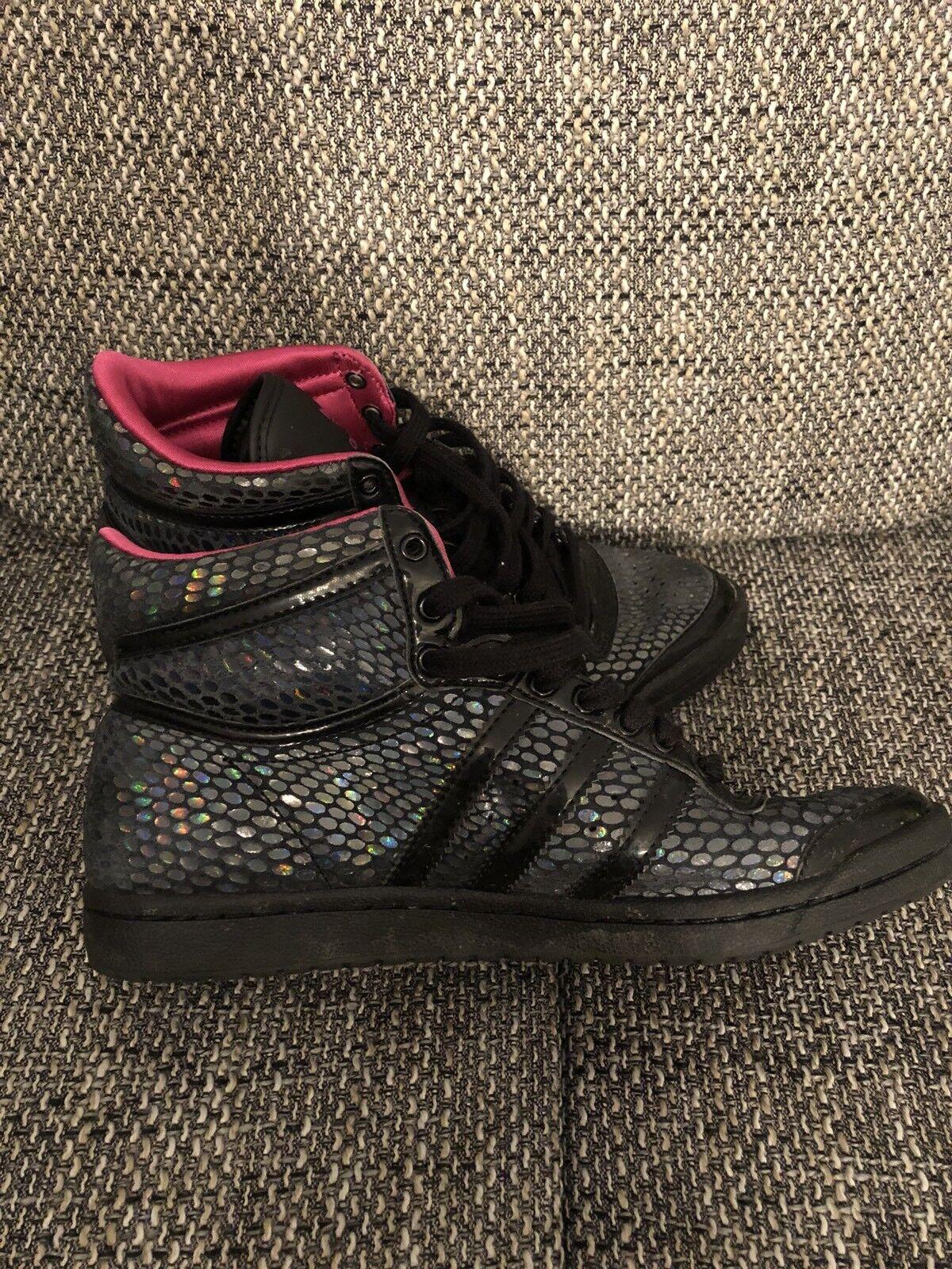 Adidas Originals Damen Sneaker TOP TEN Schwarz HI SLEEK W , Schwarz TEN , EUR 36 2/3 201d86