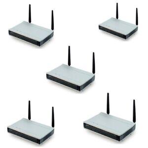 5 X Lancom L-54g Wireless Access Point 2,4 Ghz Dsl Routeur L-54 G-afficher Le Titre D'origine En Quantité LimitéE