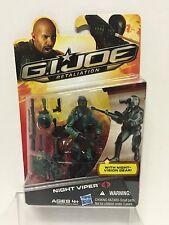 Night Viper - Retaliation G.I. Joe / Cobra figure 2012 GI Joe