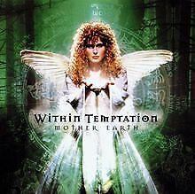 Mother-Earth-2-Bonus-Tracks-von-Within-Temptation-CD-Zustand-gut