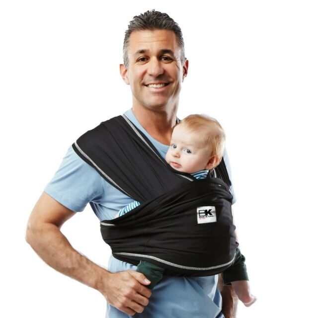 Baby K'tan Active Wrap Carrier Black Small HighTech Sports ...