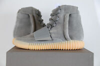 Adidas Yeezy Boost 750 Light Grey Gum Glow in Dark BB1840 6-11 black 350 kanye