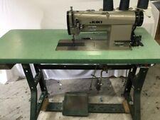 Juki Double Needle Lock Stitch Sewing Machine Lh 515