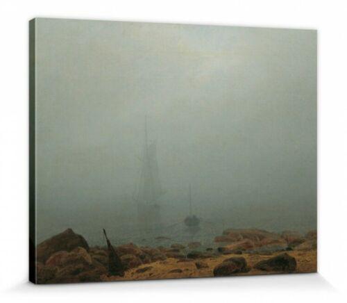 Poster Leinwand-Druck #56410 Caspar David Friedrich 50x40cm